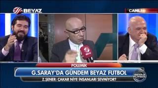 (T) Beyaz Futbol 29 Mart 2015 Tek Parça - Beyaz TV