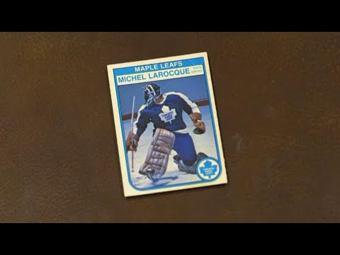 Cardboard Legends: Michel Larocque and his save on Wayne Gretzky