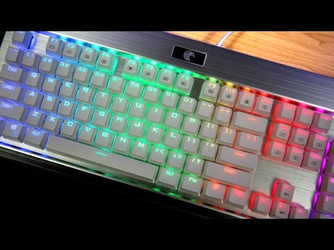 E-Element RGB Keyboard Review – Affordable RGB Mechanical Keyboard??? (w/ Sound Test)