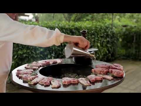 OFYR - outdoor cooking