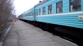 Zhezkazgan Train station
