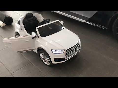 Kinderauto Audi Q7