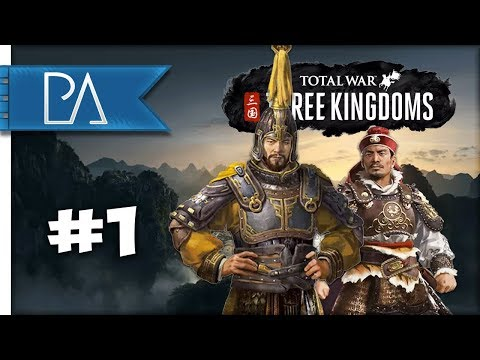Yuan Shao VS Sun Jian - Total War: Three Kingdoms - Multiplayer Campaign #