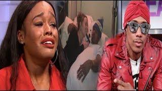 Azealia Banks BREAKS DOWN Crying On Wild