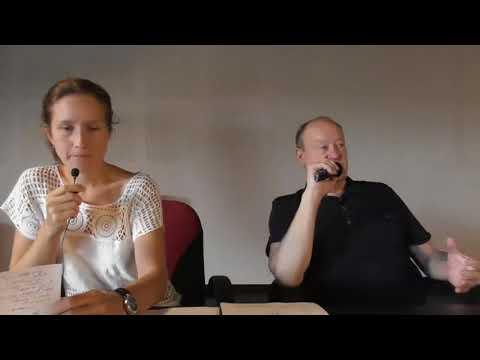 Аркадий Петров о крещении космическим огнем – Удине