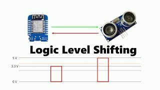 [TMT]  Logic Level Shifting