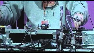 DJ Shadow - Live @ La Route Du Rock 2002