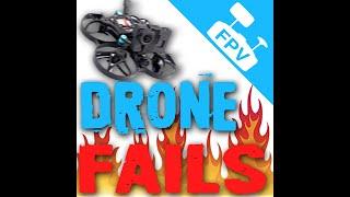 Like a Boss! - FPV Drone Fails #Shorts