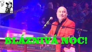 Michal David - Chtěl bych žít tak, jak se má (Bláznivá noc, O2 arena, Praha 2015)