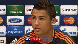 """""""Leave him alone"""" - Cristiano Ronaldo defends Gareth Bale"""