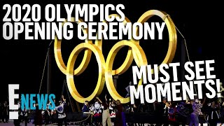 2020 Tokyo Olympics Opening Ceremony: Must-See Moments   E! News