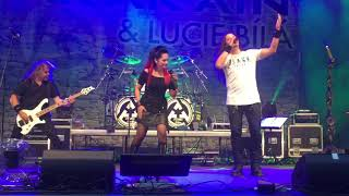 Arakain & Lucie Bílá-Ty a já (live Boskovice)