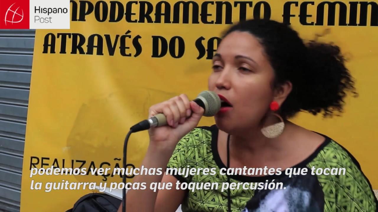 En el universo de la samba, la mujer puede con todo