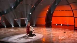 Fik Shun and Melanie   So you think you can dance season 10 top 10