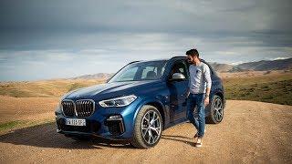 ESSAI BMW X5 M50d [G05]   Meeting avec le boss au Maroc !!