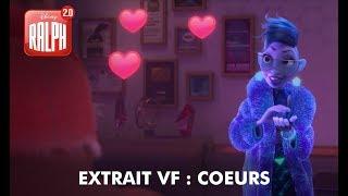 Ralph 2.0 | Extrait VF : Coeurs | Disney BE