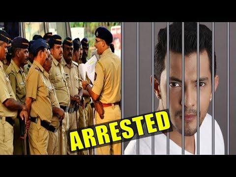 Singer Aditya Narayan ARRESTED For Road Accident (видео)