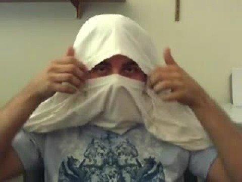 Gelewaja die Maske für die Person von ejwon