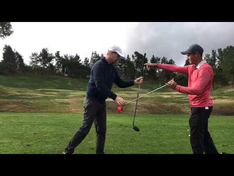 THE SWING COACH Review Training Aid