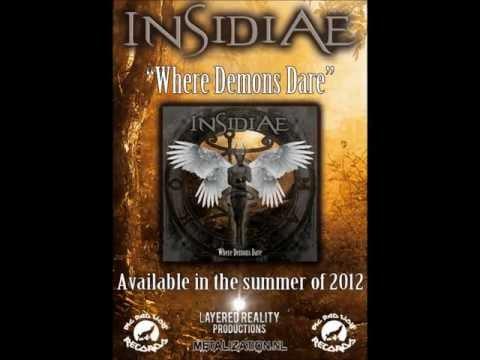 Insidiae - Where Demons Dare [Album Preview]
