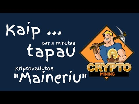 Atidaromas brokerio pasirinkimo video