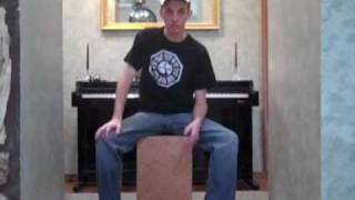 The Cajon Box Drum: Tutorial, the Basics, Demonstration