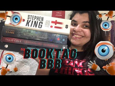 Booktag BBB | Lendo com bia