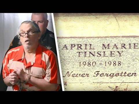 Man Pleads Guilty to Killing 8-Year-Old April Tinsley 30 Years After the Crime