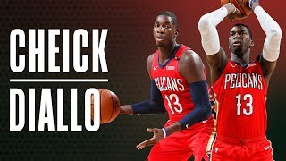 Cheick Diallo's Best Plays From The 2018 19 NBA Season
