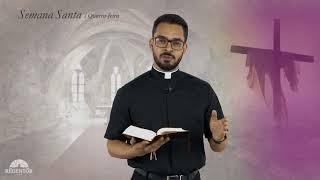 Evangelho do Dia - 28/03/2018, com o Padre Rodrigo Vieira