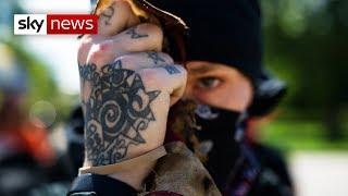 Antifa: Fascist fighters or criminals?