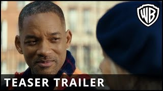 Collateral Beauty  Teaser Trailer  Official Warner Bros UK