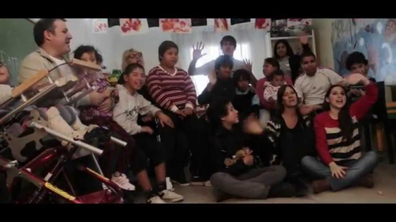 Musicoterapia Comunitaria en el barrio Las Tunas - Bs.As. - Argentina