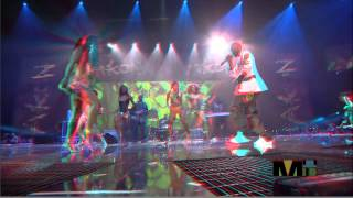 Akon - Belly Dancer (Bananza) in 3D