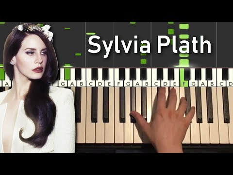 Lana Del Rey - Hope Is A Dangerous Thing For A Woman Like Me To Have But I Have It (Piano Tutorial)