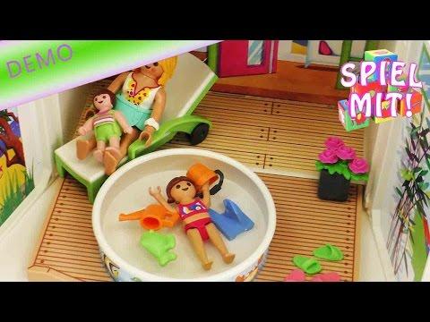 Playmobil Summer Fun Sommerterasse