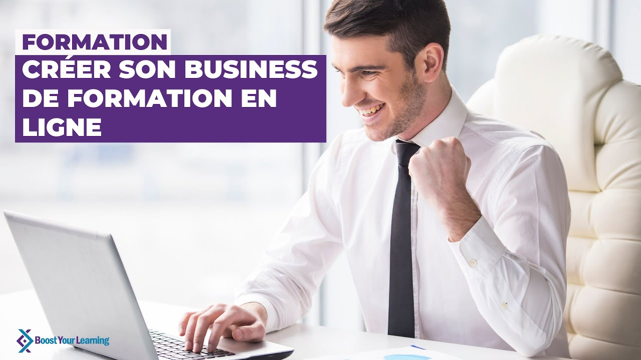 PDV Créer son business de formation en ligne