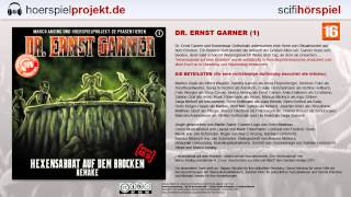 Dr. Ernst Garner - Folge 1 - Hexensabbat auf dem Brocken (Mystery / Hörspiel / Hörbuch / Komplett)