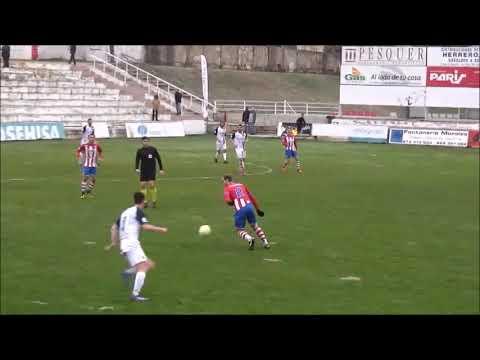Resumen del Partido, U.D.Barbastro 1-0 Villanueva C.F. (Incluye el gol).