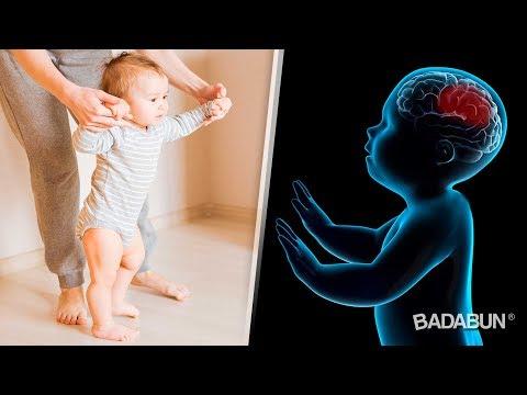 Beneficios de que los bebés anden descalzos