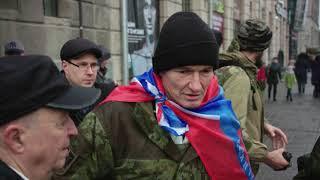 Русский марш 2017, Новосибад