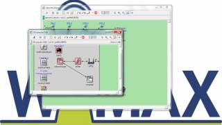 wimax   omnet++ projects