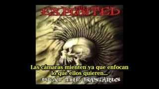 The Exploited Police TV (subtitulado español)