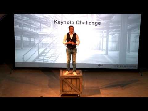 Presentatie Patrick van der Pijl