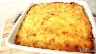 Macaroni & Cheese Pasta Bake Recipe | Recipes By Chef Ricardo