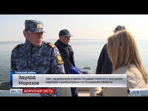 Совместные рыбоохранные рейды России и Эстонии