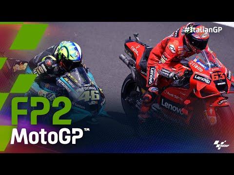 MotoGP 2021 第6戦イタリア FP2ハイライト動画