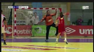 Håvard Tvedten Handball Penalty, Norway Vs Egypt