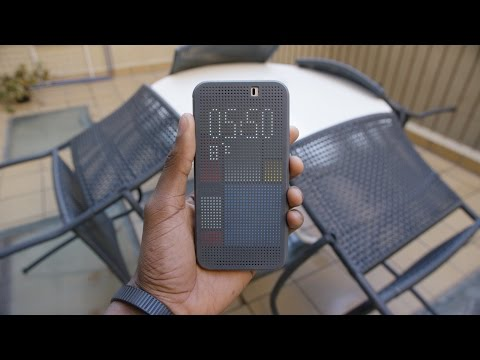 Dot View 2 Case for HTC One M9!