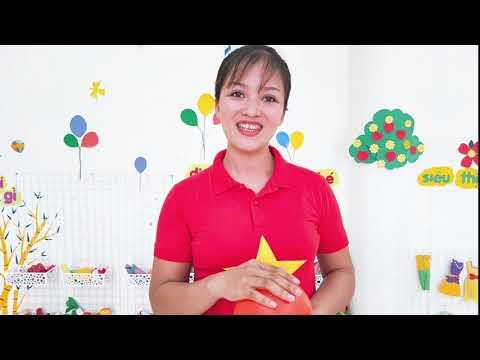 Hướng dẫn trẻ 3-4 tuổi chơi trò chơi bowling: Cô giáo Triệu Thị Thu Thủy: MN Phùng Chí Kiên.